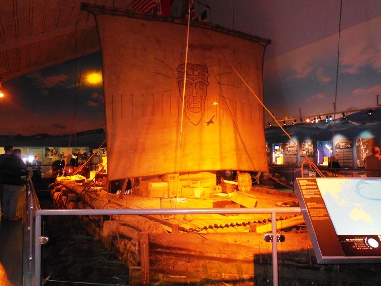 The Kon-Tiki in Oslo