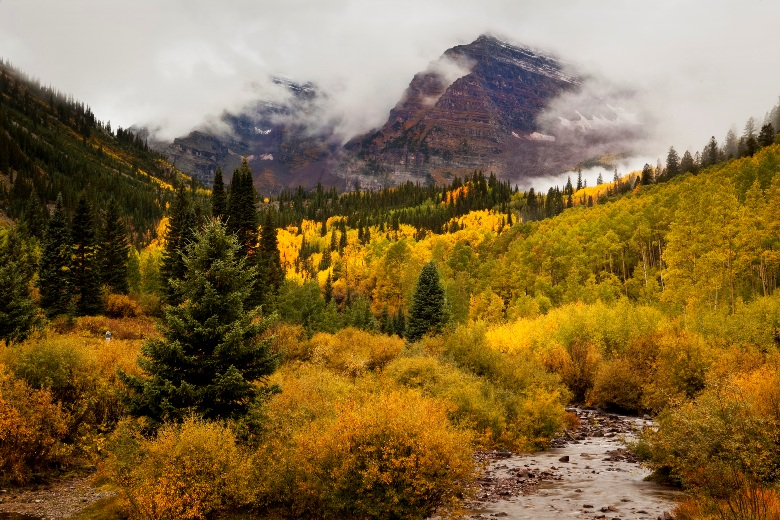 Fall is a fine time to take the kids and family to see Colorado's beauty