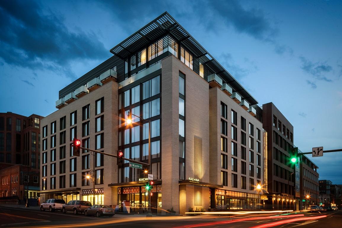 The Maven Hotel in Denver
