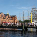 The Star Spangled Sailabration in Baltimore in mid-June