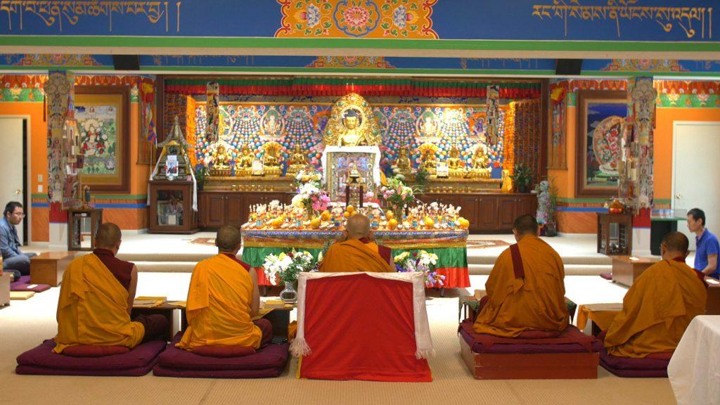 The Tibetan Mongolian Buddhist Cultural Center, Bloomington IN