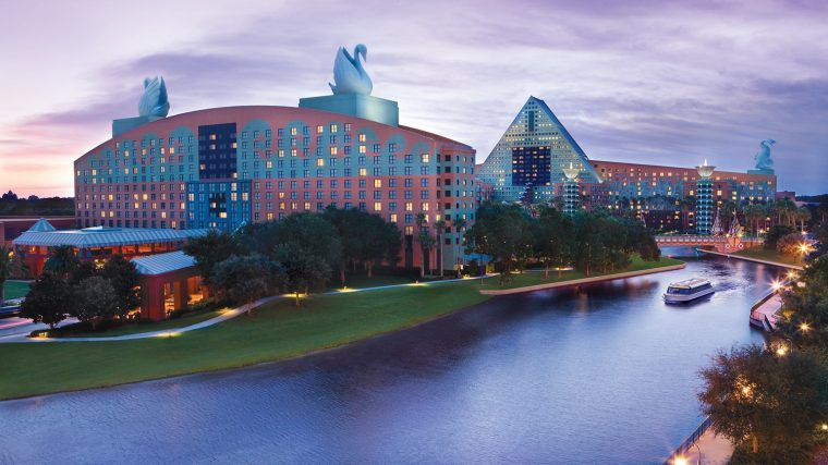 Visiting The Newly-Renovated Walt Disney World Swan and Dolphin Resort