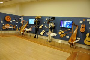 The instruments of Mexico at the Musical Instrument Museum