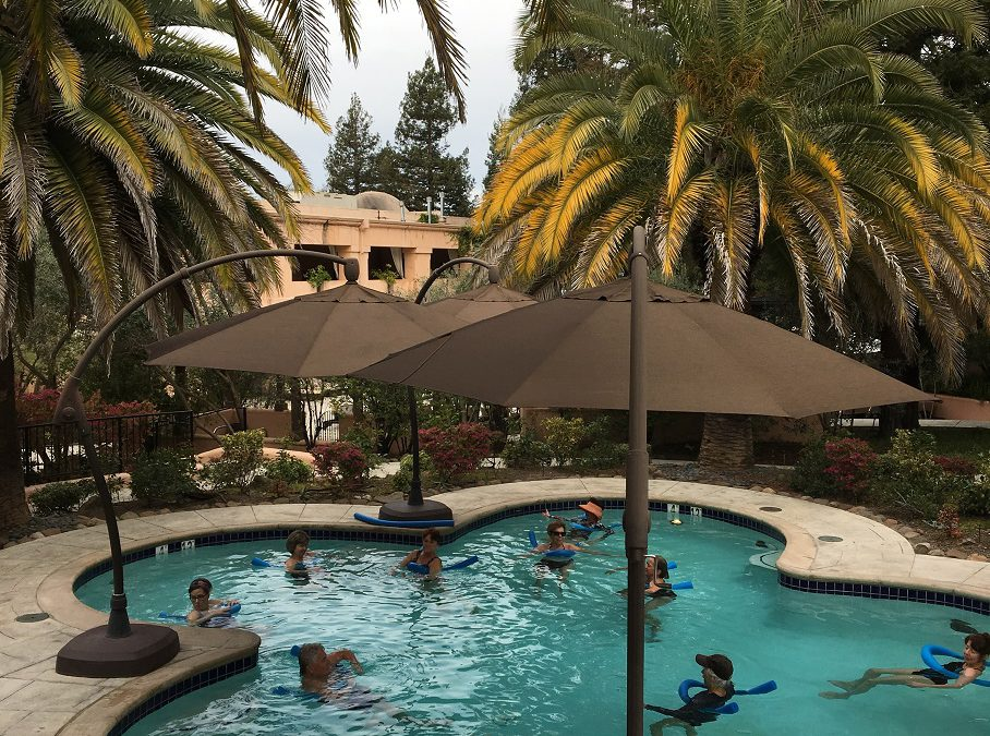 Three days in Sonoma County – a birthday treat at a special spa