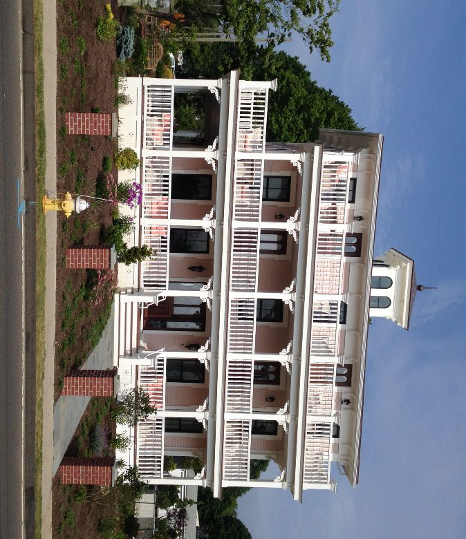 Three Stories at the Saybrook Point Inn and Spa