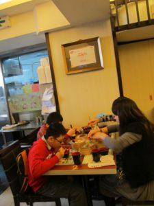 Tim Ho Wan restaurant in Hong Kong
