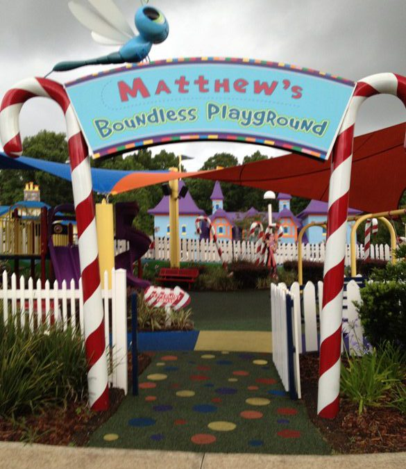 A special place in Orlando for families with sick children