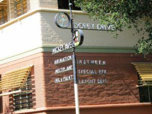 Touring Walt Disney Studios not open to public with Adventures by Disney