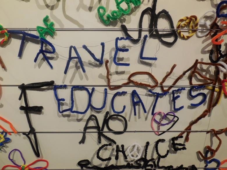 Travel Educates - at Nobel Museum in Oslo