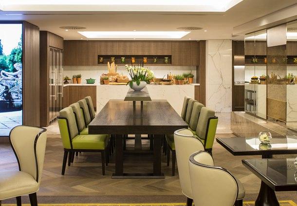 VIP Lounge at JW Marriott Grosvenor House