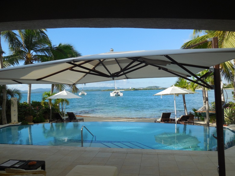 A friends getaway to Jumby Bay, Antigua; an upscale all-inclusive resort