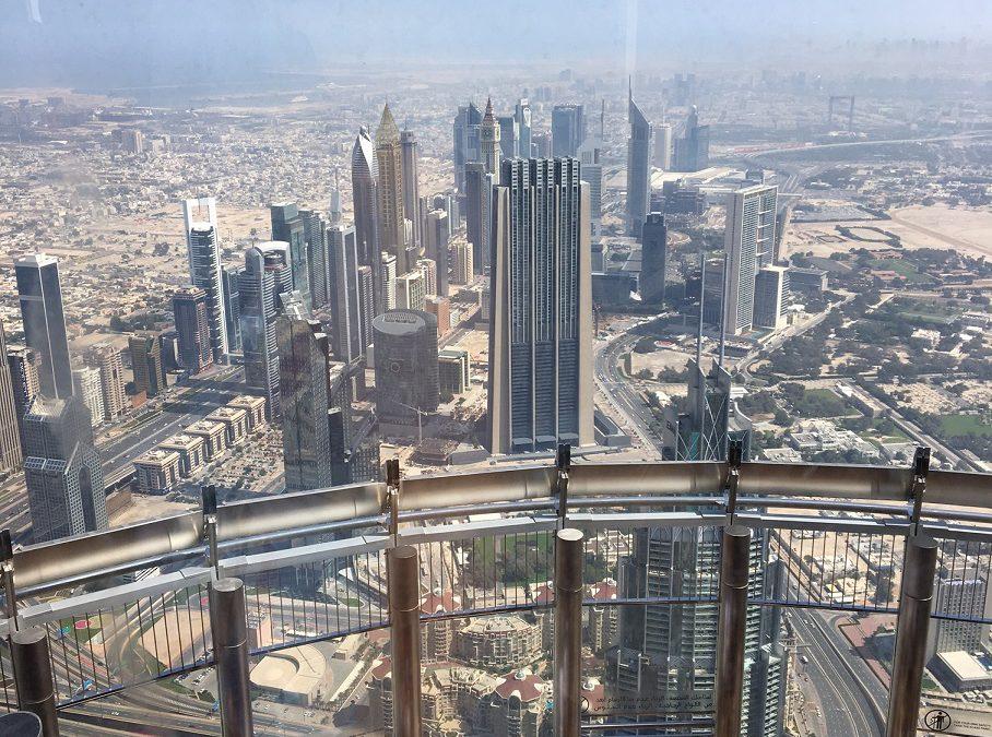 Dubai: biggest building, biggest mall, mixing pot