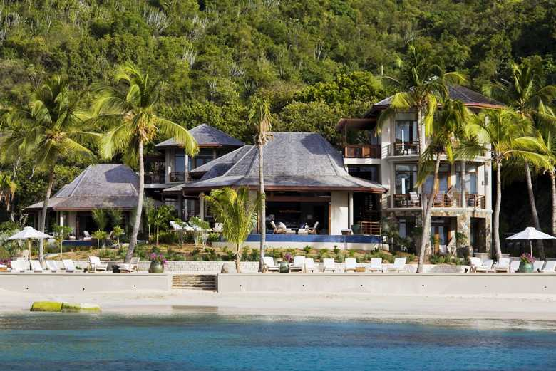 Next time consider a villa on your family vacation