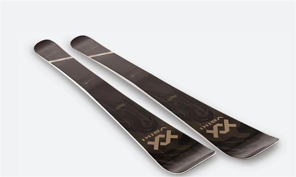 Volkl Yumi skis