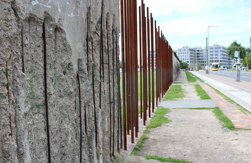 Taking the Kids — to Berlin