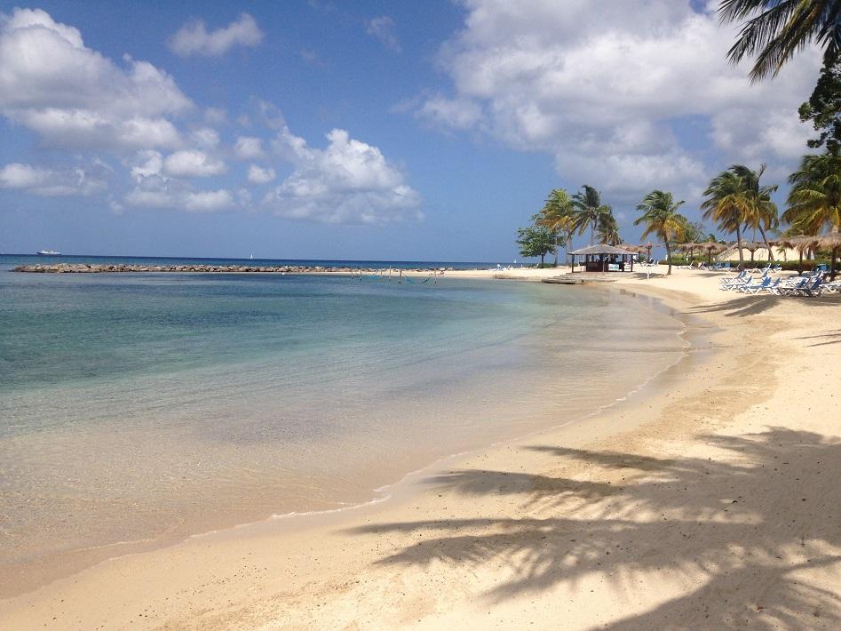 Windjammer Landing Beach