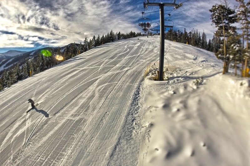 Finding a New Shared Passion on the Slopes of Winter Park