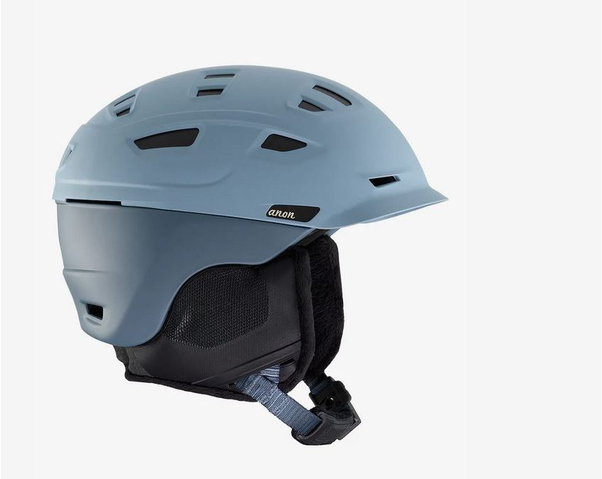 Performance and safety in a woman's ski helmet – Anon Nova MIPS