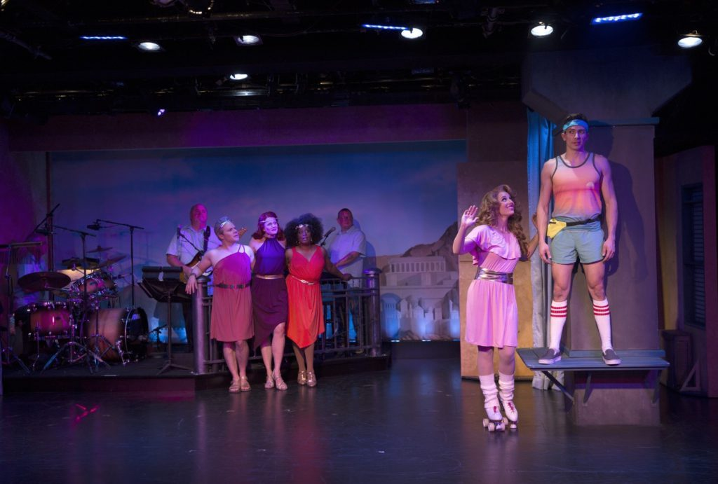 Xanadu at the Denver Center for the Performaing Arts