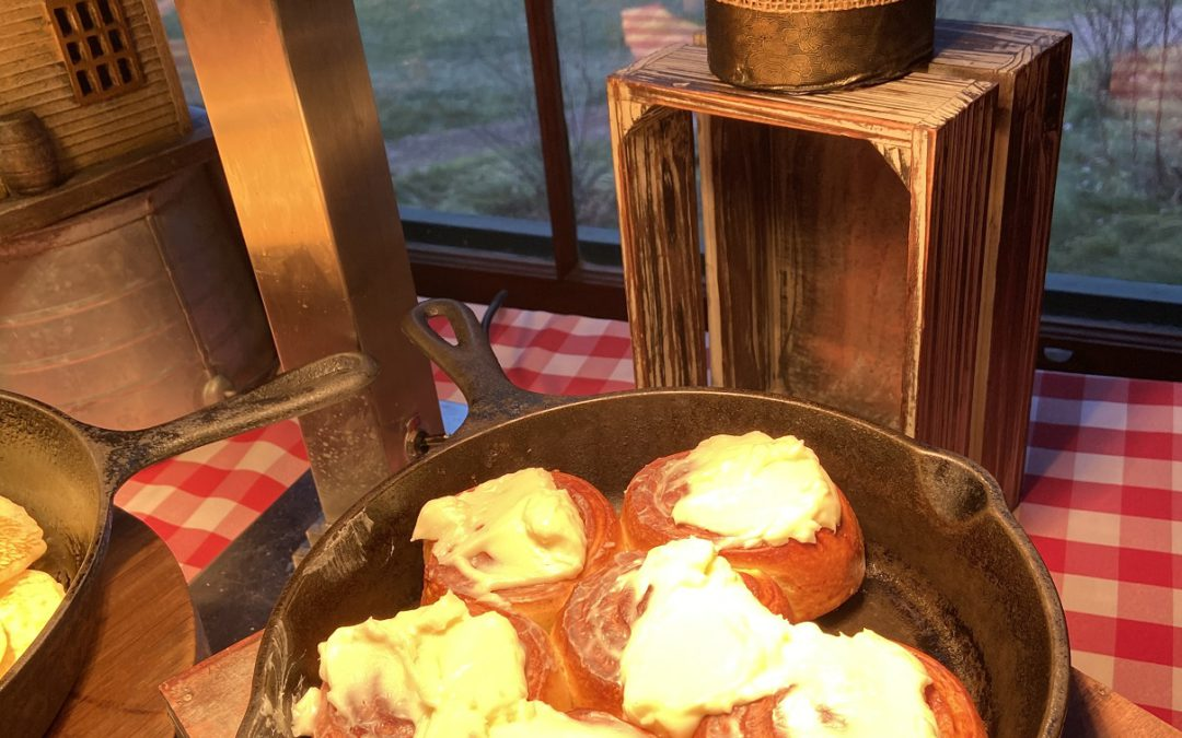 Steak, lobster, chicken, trout: Gourmet fare at a dude ranch in Colorado Springs