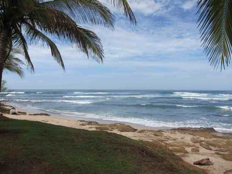 Beach Pool at JW Marriott Guanacaste Resort & Spa in Costa Rica