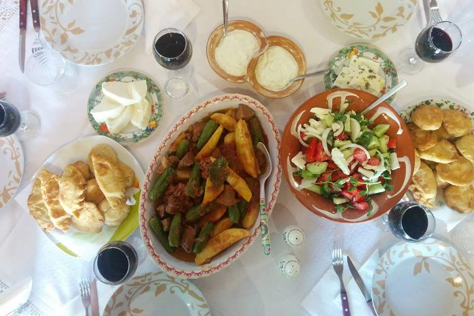 Cooking class on Crete