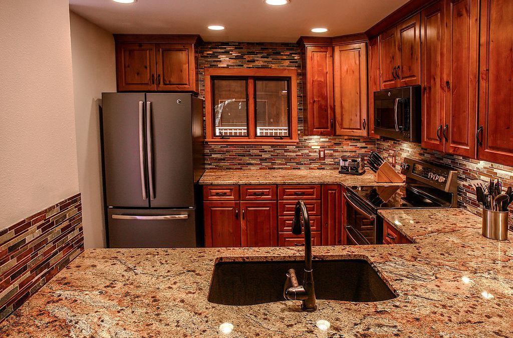 Vacation rentals are perfect for families that like to enjoy home-cooked meals