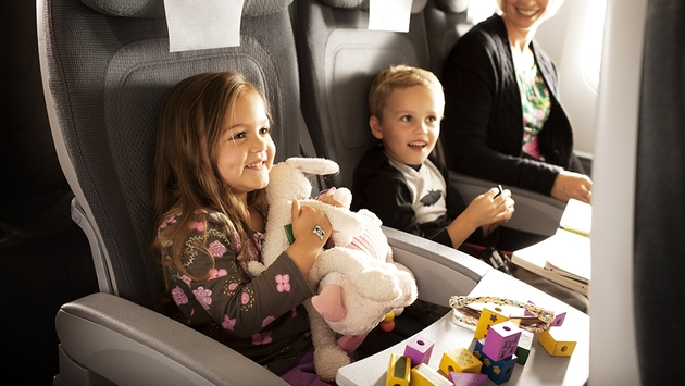 Good News: new law will require airlines to seat families together