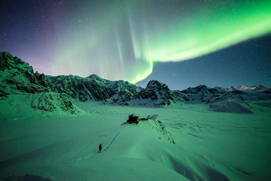 Alaska; Denali; Sheldon Chalet