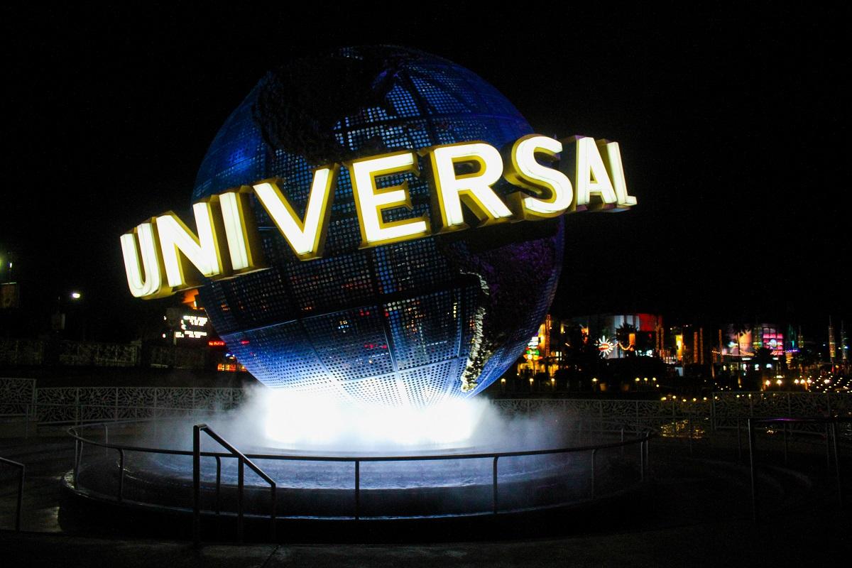 Universal Studios Globe, Orlando, FL
