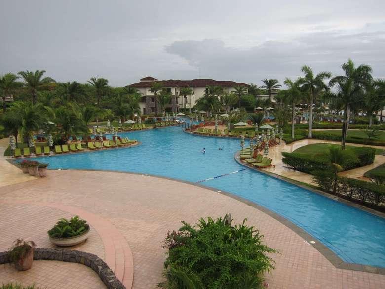 Pool at JW Marriott Guanacaste Resort & Spa in Costa Rica