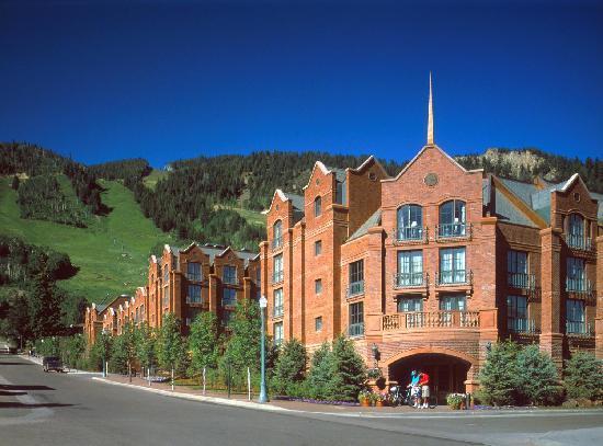 The St Regis in Aspen