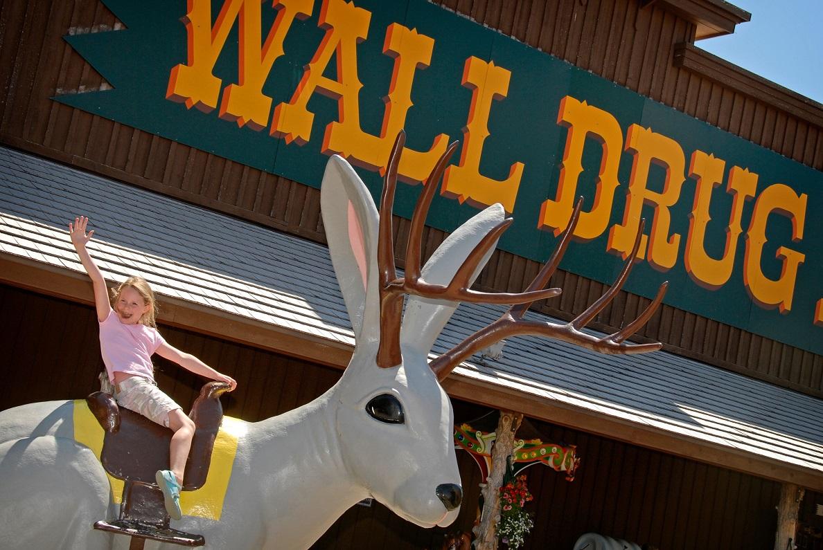 Wall Drug (Black Hills and Badlands Tourism Association)