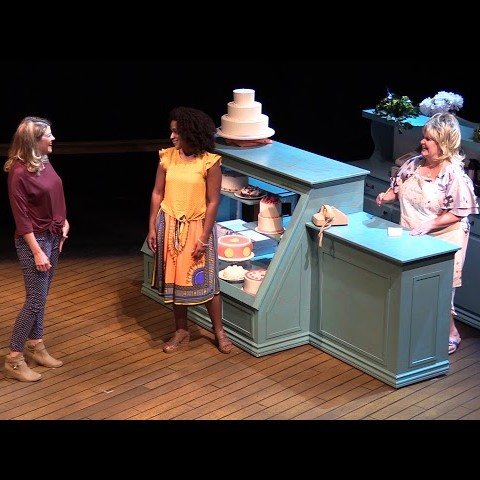 The Cake at Denver's Curious Theater Company