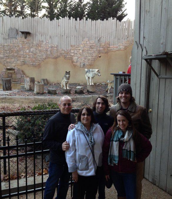 Holiday Festivities at Busch Garden's Christmas Town