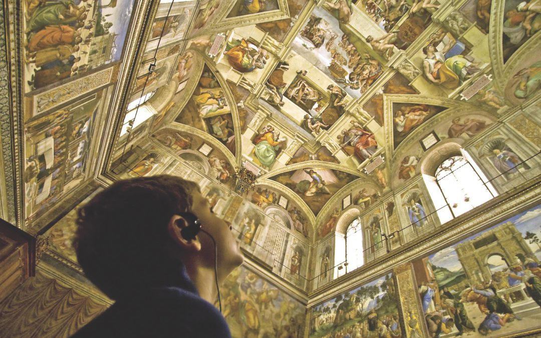 Touring the Vatican with kids – hidden gems to explore