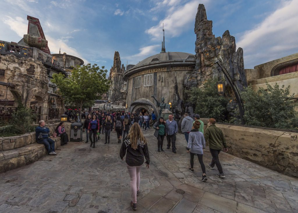 Star Wars Galaxy's Edge is Disney's largest single-themed land expansion ever