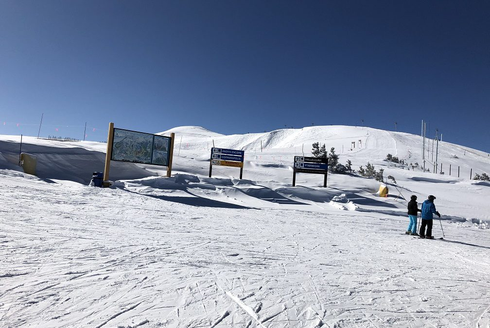 Woodward Copper — all year fun on the snow an hour from Denver