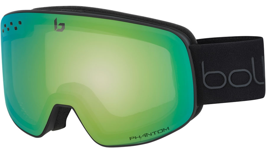 From Bolle: a goggle lens that changes with the light conditions