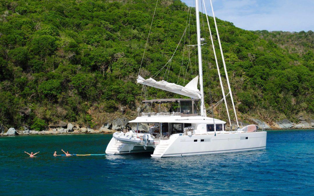 A Catamaran Charter- The Upgraded Family Vacation