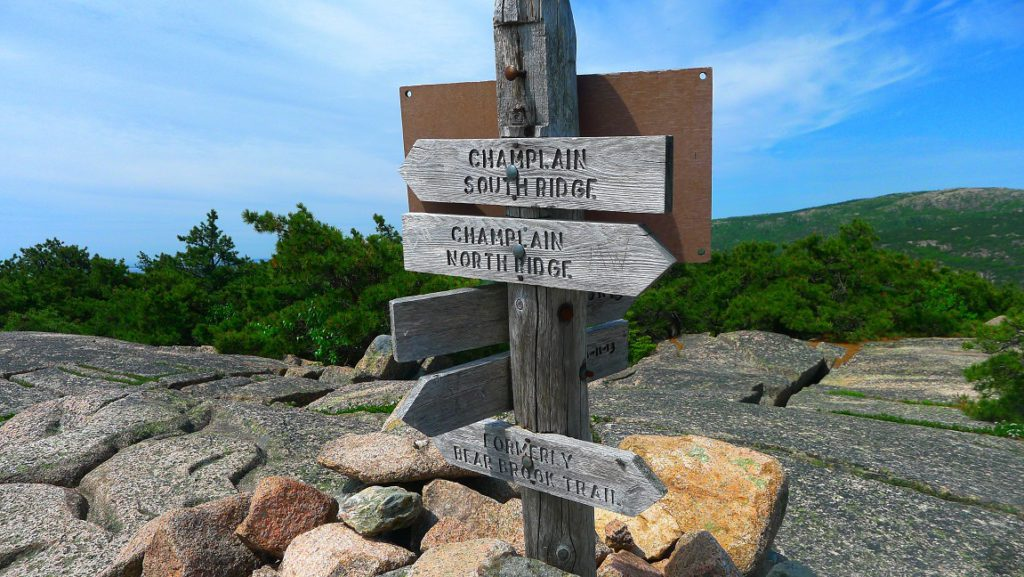 Champlain Ridge