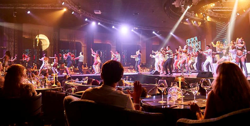 Chic Cabaret and Restaurant