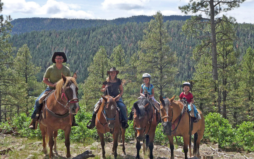 Looking to Plan a Last-Minute Vacation? Dude Ranch!