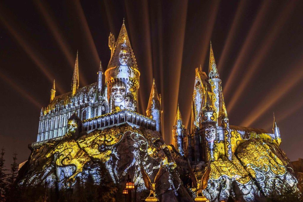 Dark Arts at Hogwarts Castle, Universal Orlando Resort