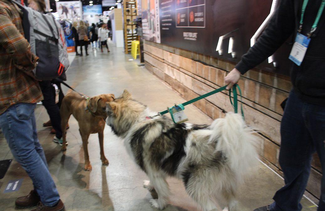At the Outdoor Retailer Winter Market Show in Denver: a photo essay