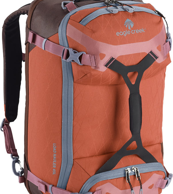 Eagle Creek's Gear Warrior Bags Make Travel Easy