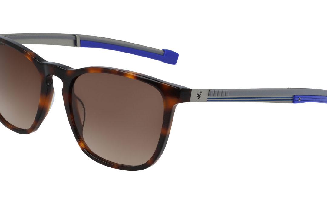 Sunglasses from Spyder keep down the sun and snow glare anywhere