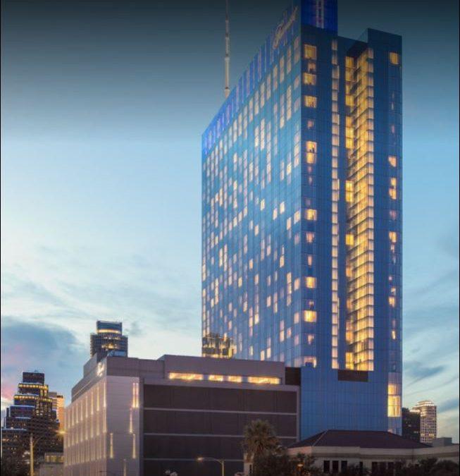 Fairmont dominates a hip new downtown Austin