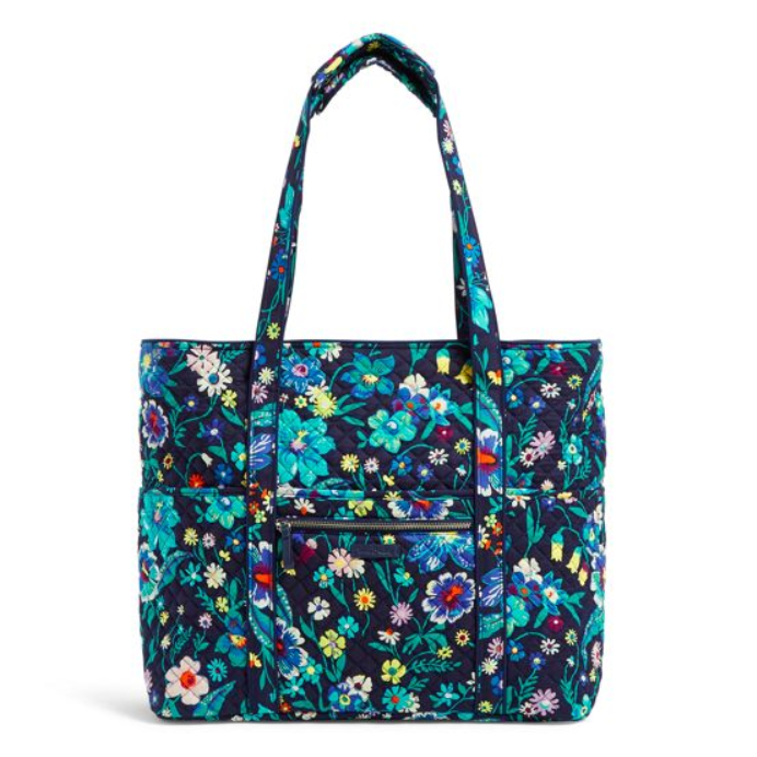 Iconic Get Carried Away Tote from Vera Bradley