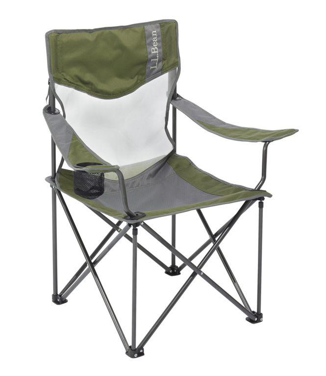 LL Bean Basecamp chair